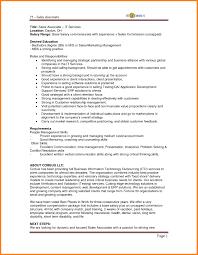 Resume Sales Associate Job Description Resume High Resolution
