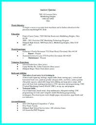 Sample Cnc Machinist Resume Jobs Template With How To Create A Lathe