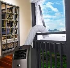 Aozzy Airlock 100 Fensterabdichtung Für Mobile Klimageräte