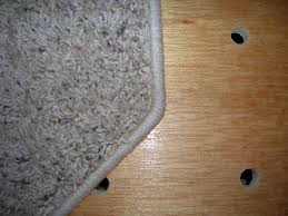 carpet binding. on site carpet binding available click on photo to enlarge 3/8 inch rug serging samples color matching or choose something give a contrast