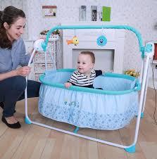 Venta caliente inteligente bebé eléctrica mecedora eléctrica cuna eléctrica  cama cuna columpio silla mecedora moderna