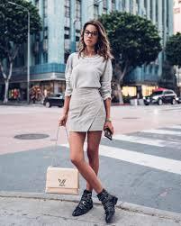 leather mini skirt ideas