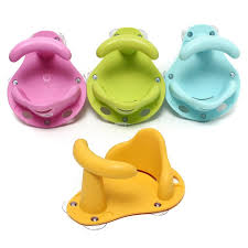 4 colors baby bath tub ring seat infant children shower toddler kids a