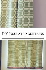 diy insulated curtains learn to sew your own insulated blackout curtains
