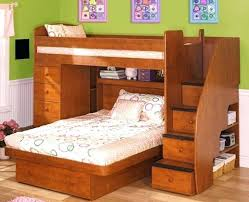 medium size of l wooden twin loft bed frame designs of bunk beds with steps kids