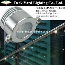 led deck rail lights. 12v Led Deck Rail Lighting For Sidewalk Handrail Waterproof Armrest - Buy Lighting,Led Light Lights