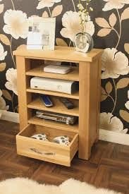 aston solid oak hidden. Aston Solid Oak. Oak Home Entertainment Cabinet Baumhaus C Hidden S
