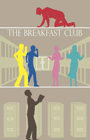 the recluse acirc the breakfast club author allison supron acirc movie the breakfast club