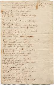 an enslaved poet on slavery   arts  amp  culture   yale alumni magazinemanuscripts and archives