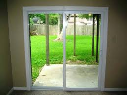 fix screen door glass screen door repair fix sliding glass door double pane sliding glass door