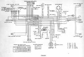 honda xr 500 wiring diagram schematics and wiring diagrams servicemanuals motorcycle how to and repair