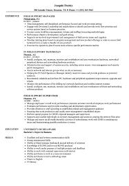 92A Job Description Resume Field Support Resume Samples Velvet Jobs 85