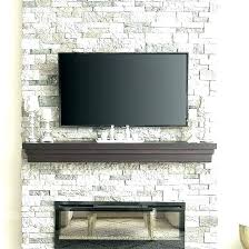 brick for fireplace faux stone panels over brick fireplace ingenious inspiration faux stone for fireplace electric