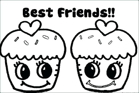 Printable Quotes Of Friendships Day Coloring Pages For Kids