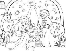 nativity coloring sheet printable christmas nativity coloring pages dikma info dikma info