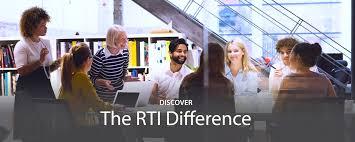 careers rti diverse team collaborating
