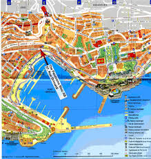 monaco map france  monte carlo monaco cruise port  money n