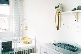 Baby Behang Mintgroen