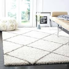 fluffy white rug area rugs fluffy white area rug black white rug furry white rug with regard to white fur carpet ideas