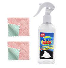 Hızlı temizleyici temizleme kremi sprey çok amaçlı durulamayan köpük  temizleyici güç yıkama araba yıkama Tablet 200ml|Boya Temizleyici
