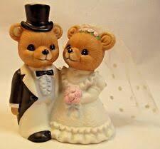 Home Furniture Diy Wedding Cake Topper Funny Bride And Groom