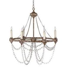 french country lighting. auvergne french country rustic iron white bead chandelier kathy kuo home lighting s