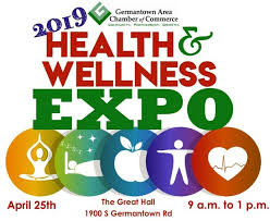 Health Expo Health Wellness Expo Germantown Area Chamber Of Commerce