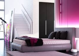 pink and black rug. Pink And Black Bedroom Designs Gray Fur Rug On Floor Soft Furry Brown