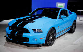 2013 Ford Shelby GT500 and 2013 Mustang Lineup First Look - Motor ...