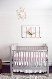 Farmhouse Girls Nursery Reveal -   Diy nursery decor, Rustic ...