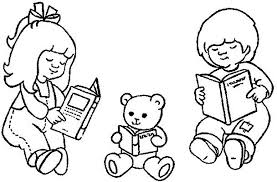 Small Picture boy and girl bunnies coloring page 435242 Coloring Pages for