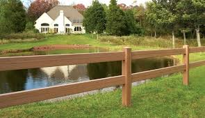 vinyl fence designs. White Split Rail Fence Wood Texture Two Post And Vinyl Designs