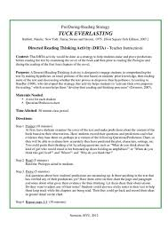 tuck everlasting activities lesson plans worksheets tuck everlasting directed reading thinking activity