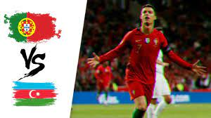 Portugal Vs Azerbaijan | WC Qualification Europe Highlights Today | Portugal  Cristiano Ronaldo Goal - YouTube