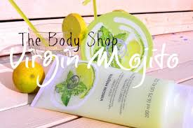 """ The Body Shop: LA LINEA VIRGIN MOJITO!!! """