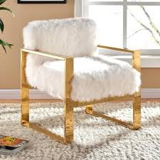 white fur desk chair fantastic chair furniture decal gold lamp target white desk white fuzzy