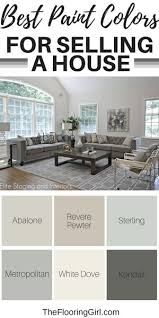 Interior Paint Colors To Sell Your Home
