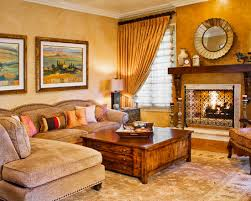 tuscan style on living room furniture solid wood frame
