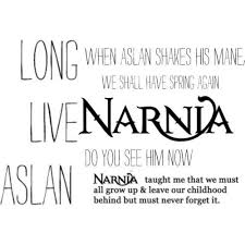 Narnia Quotes Simple Narnia Sigh ' Shared By CerseiLannister48