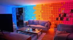 Hue Light Panels How To Use Nanoleaf With Hue Or Lifx Hue Home Lighting