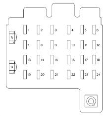 1999 honda passport fuse box diagram gmc sierra mk1 engine 2011 chevy suburban fuse diagram at 2007 Suburban Fuse Box Diagram
