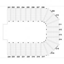 Seating Charts Nutter Center Wright State University