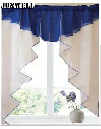 Curtain Designs And Colors 2019 Fashion Pleated Roman Curtain Design Stitching Colors Tulle Balcony Kitchen Window Curtain Blind From Lifegreen 36 29 Dhgate Com