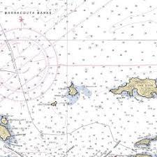 Bvi Navigation Charts Myanmar Nautical Map