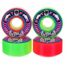 spitfire 80hd wheels. spitfire wheels 80hd speedies melon mashup soft skateboard 56mm - skateboards from native skate store uk 80hd d