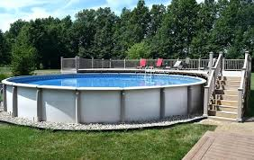 above ground swimming pool ideas. Fine Swimming Above Ground Pool Designs Kit Temeculavalleyslowfood Pertaining To  Decor Renovation  Intended Swimming Ideas