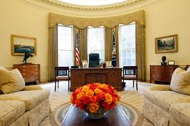 oval office rugs. Photos: The White House\u0027s Oval Office Décor Through History | Vanity Fair Oval Office Rugs