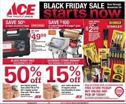 Ace Hardware Black Friday 2019 Ad, Deals & Sales ...