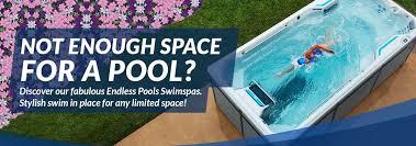 endless pools aquatic fitness systems