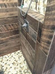 plank tile bathroom plank tile bathroom remodel custom in shower with brand backer board reclaimed wood plank tile bathroom
